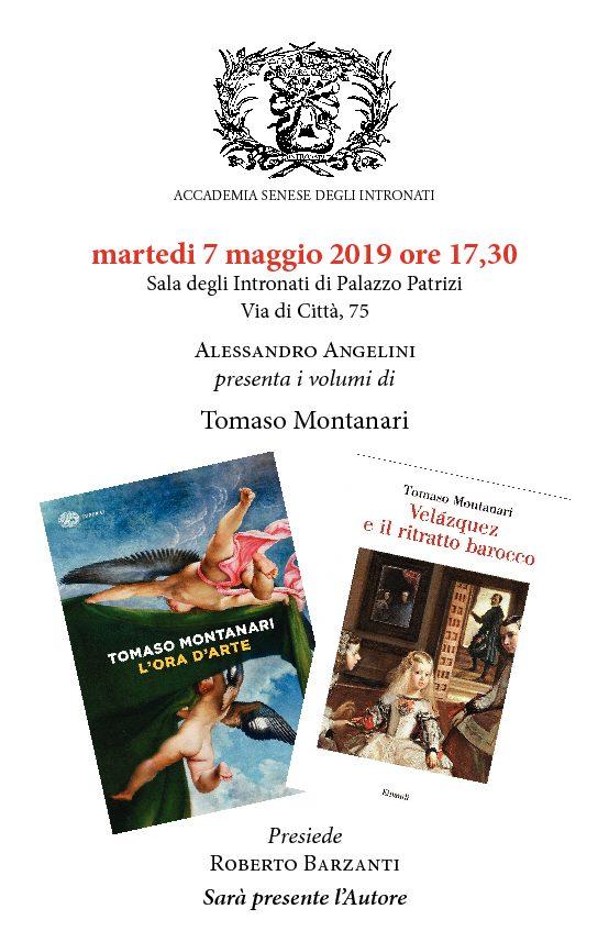 Presentazione di due volumi di Tomaso Montanari