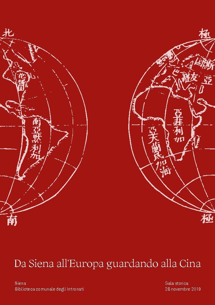 """Convegno """"Da Siena all'Europa guardando alla Cina. Antonio Montucci sinologo e linguista (1762-1829)"""